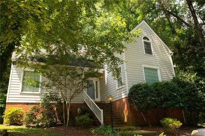Chesterfield County Single Family Home For Sale: 3600 Muirfield Green Terrace