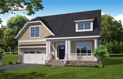 Manakin Sabot Single Family Home For Sale: Lot 4 Readers Branch