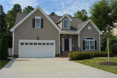 Chesterfield County Single Family Home For Sale: 14537 Forest Row Trail
