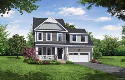Manakin Sabot Single Family Home For Sale: Lot 39 Readers Branch