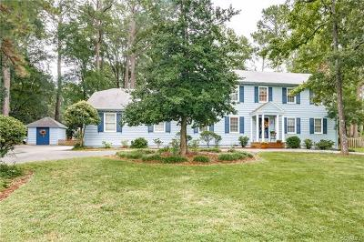 Henrico Single Family Home For Sale: 1517 Hearthglow Lane