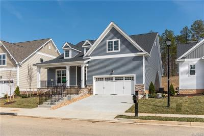 Chesterfield County Single Family Home For Sale: 15848 Blooming Road