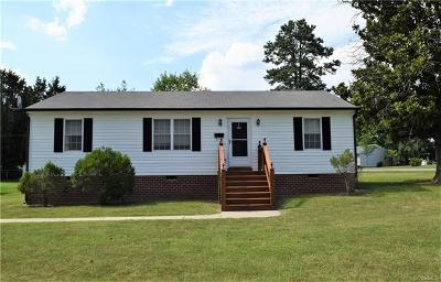 Henrico County Single Family Home For Sale: 248 North New Avenue