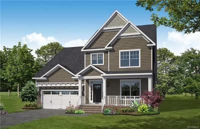 Goochland County Single Family Home For Sale: Lot 49 Readers Branch