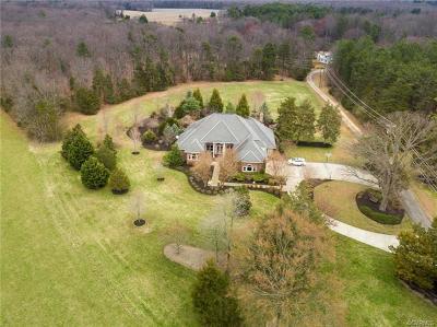 Hanover County Single Family Home For Sale: 15155 Taliaferro Lane
