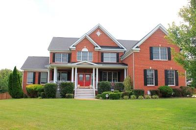 Henrico Single Family Home For Sale: 11309 Woodford Place