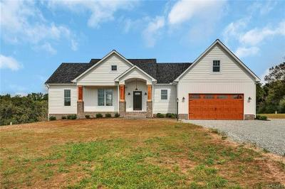 Cumberland County Single Family Home For Sale: 2103 Cartersville Road