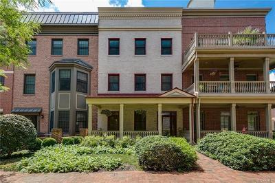 Henrico Condo/Townhouse For Sale: 104 Cedar Works Row #104