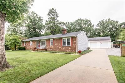 Single Family Home Sold: 7407 Rhodes Lane