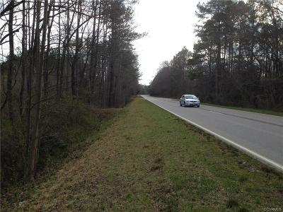 Dinwiddie County Residential Lots & Land For Sale: 2116 Springton Road