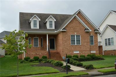 Chester Single Family Home For Sale: 11436 Chester Village Drive
