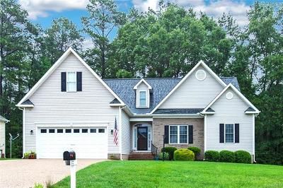Prince George VA Single Family Home Sold: $282,250