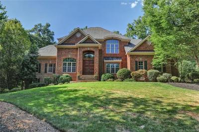 Midlothian Single Family Home For Sale: 14700 Goddingham Court