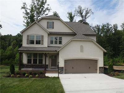 Chesterfield Single Family Home For Sale: 8900 Glen Royal Drive