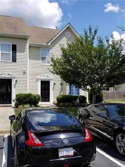 Henrico Condo/Townhouse For Sale: 426 Westover Pines Drive
