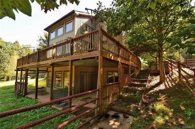 Powhatan Single Family Home For Sale: 4260 Lockin Circle