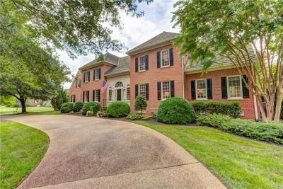 Henrico Single Family Home For Sale: 9807 Ridge Meadow Place