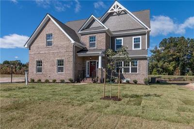 Henrico County Single Family Home For Sale: 4708 Leakes Mill Drive