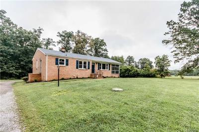 Single Family Home Sold: 813 Old Wagner Road