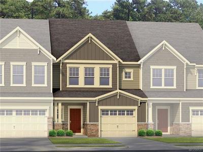 Glen Allen Condo/Townhouse For Sale: 10618 Benmable Drive #3I Sec 2