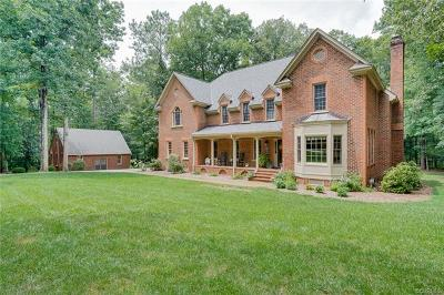 Chesterfield Single Family Home For Sale: 8910 Waterfowl Flyway