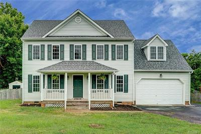Henrico Single Family Home For Sale: 12409 Graham Meadows Drive