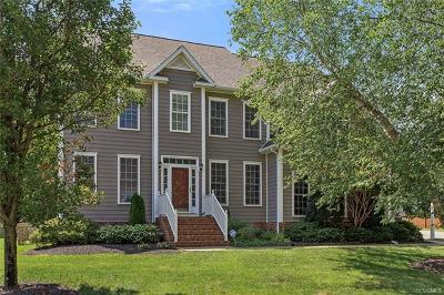 Glen Allen Single Family Home For Sale: 11921 Amberwood Lane