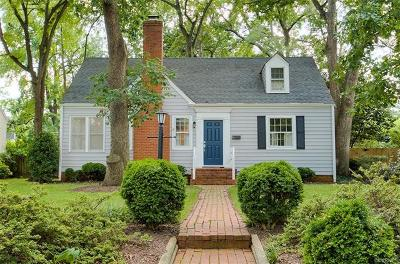 Richmond Single Family Home For Sale: 4901 Park Avenue