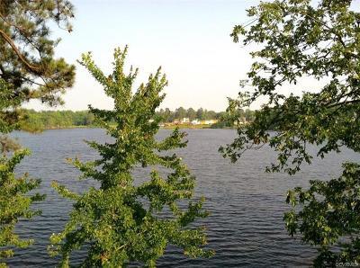 Dinwiddie County Residential Lots & Land For Sale: 146 Lake Jordan Way