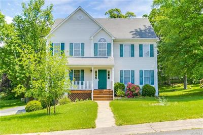 Midlothian Single Family Home For Sale: 231 Michaux Run Court