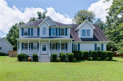Prince George Single Family Home For Sale: 7321 Brandon Lane