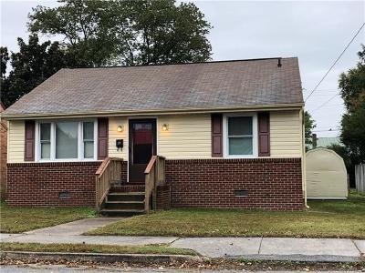 Colonial Heights Single Family Home For Sale: 217 East Westover Avenue