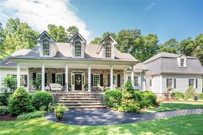 Powhatan Single Family Home For Sale: 2745 Windy Crest Lane