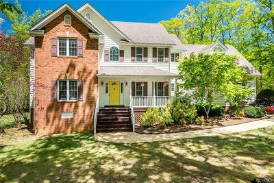 Powhatan Single Family Home For Sale: 2140 Flint Hill Road