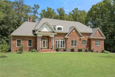 Chesterfield Single Family Home For Sale: 9006 Celestial Lane