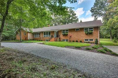 Hanover County Single Family Home For Sale: 4254 Hermleigh Lane