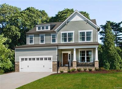 Chesterfield Single Family Home For Sale: 8437 Timberstone Drive
