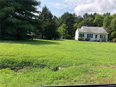 Mechanicsville Single Family Home For Sale: 6103 Mechanicsville Turnpike