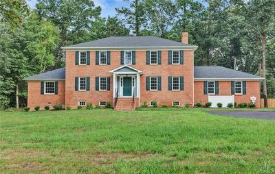 Henrico County Single Family Home For Sale: 604 Sleepy Hollow Road