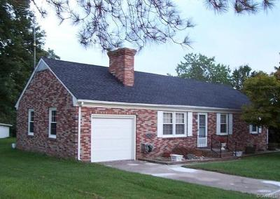 Williamsburg Single Family Home For Sale: 105 Palace Lane