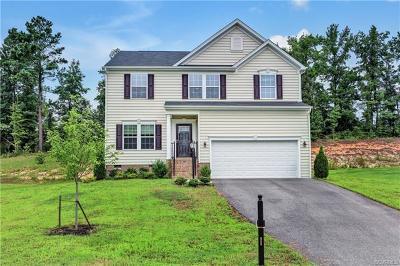 Richmond Single Family Home For Sale: 5449 Brandon Bluff Way
