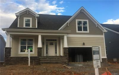 Chesterfield Single Family Home For Sale: 15854 Blooming Road
