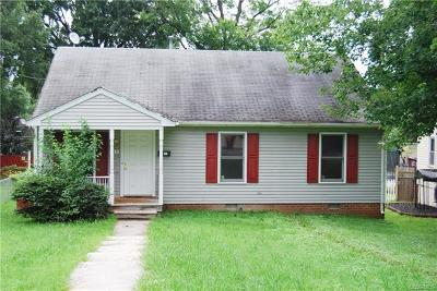 Colonial Heights Single Family Home For Sale: 319 Jackson Avenue