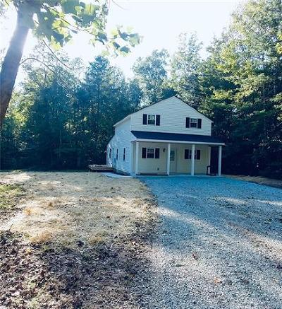 Powhatan Single Family Home For Sale: 2659 Poplar Forest Drive