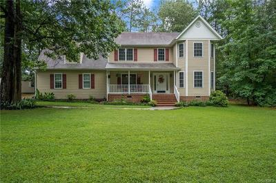 South Chesterfield Single Family Home For Sale: 20005 Oak River Drive
