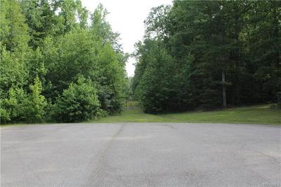 Powhatan County Residential Lots & Land For Sale: 5900 Akers Path