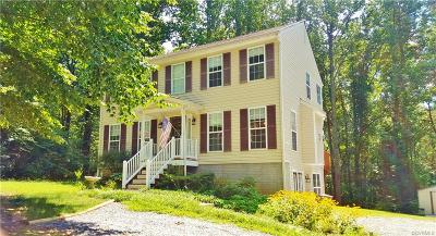 King William Single Family Home For Sale: 353 Nottoway Lane