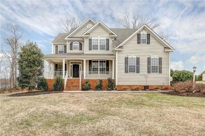 Goochland Single Family Home For Sale: 2408 Bridle Ridge
