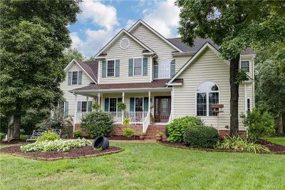 South Chesterfield Single Family Home For Sale: 14707 Green Summit Place