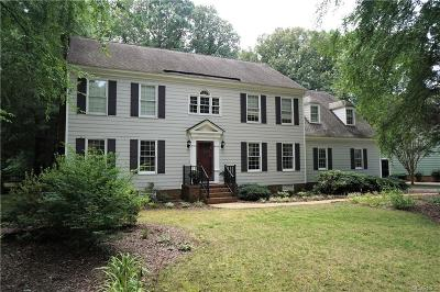 Henrico Single Family Home For Sale: 12415 Seahaven Drive